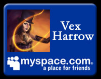 Vex Harrow's Myspace